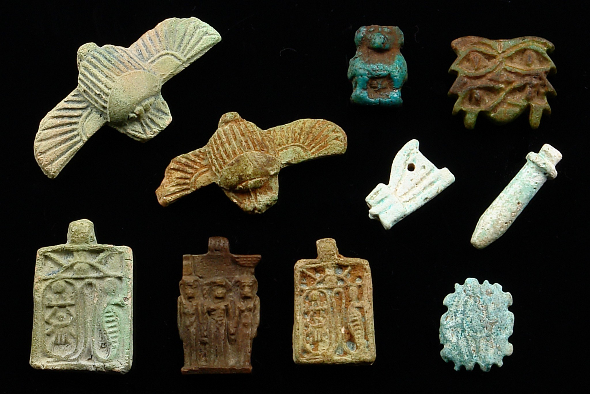 Images About Amulets And Scarabs
