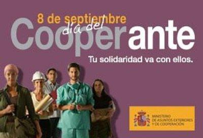 Día del cooperante