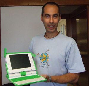 Yo y el OLPC
