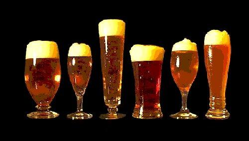 cervezas, cervezas, cervezas