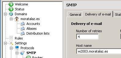 Especificando el nombre público de nuestro servidor