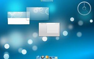 Air y KDE 4.3