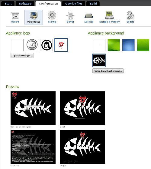 Suse Studio - Personalización