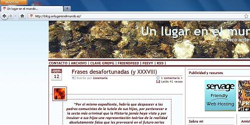 Mozila Firefox 4