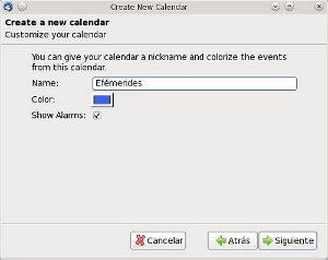 creando un nuevo calendario en lightning 4