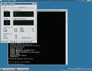 pantallazo de windows server core