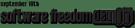 Día del Software Libre, logo 2006