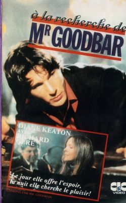 à La Recherche De Mister Goodbar : recherche, mister, goodbar, Recherche, Goodbar, (1977), Director:, Richard, Brooks, Video, (france), Videospace