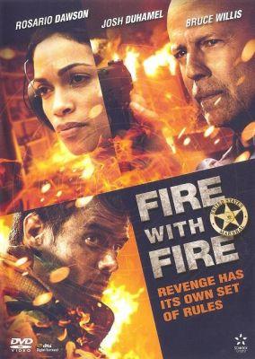 Fire With Fire : Vengeance Par Le Feu : vengeance, (2012),, Duhamel, Action, Movie, Videospace