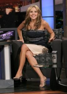 Amanda Bynes' Feet
