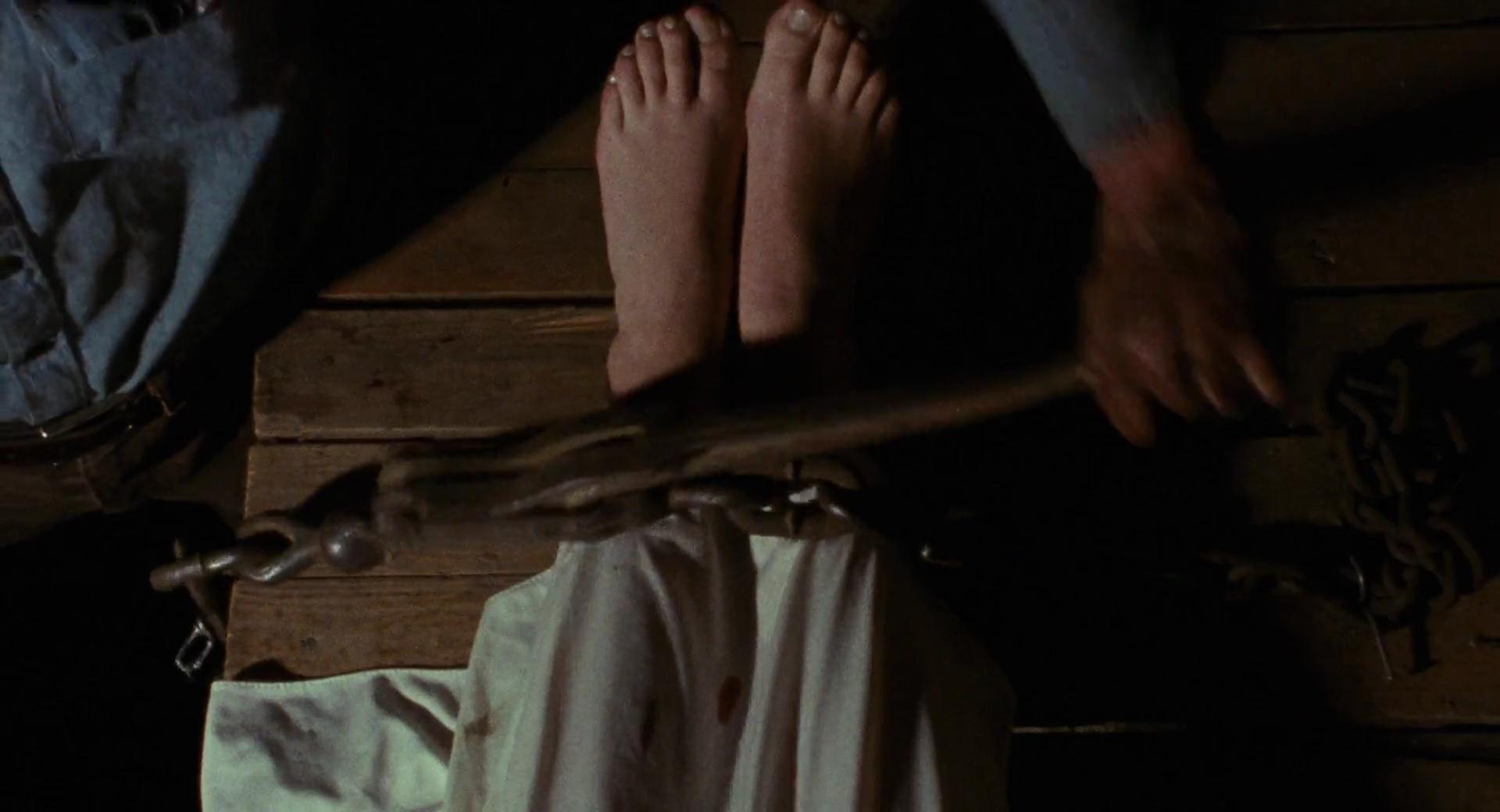 Betsy Baker's Feet