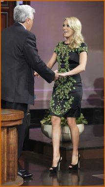 Carrie Underwood Barefoot - Bing