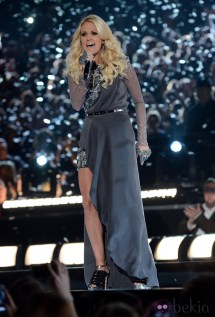 Carrie Underwood CMA Dress