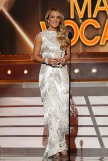 Carrie Underwood Country Music Awards 2014