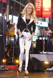 Carrie Underwood On Good Morning America