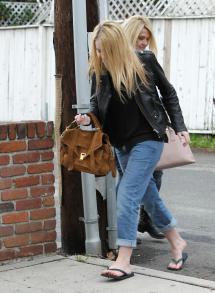 Dakota Fanning Jeans