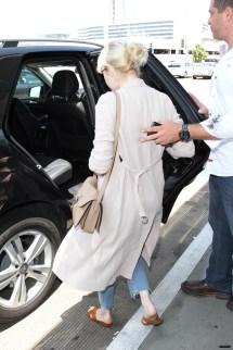 Emma Stone In Sandals. Celebrityfeet