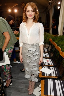 Emma Stone Fashion
