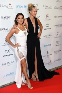 Eva Longoria Global Gala in Paris Gifts