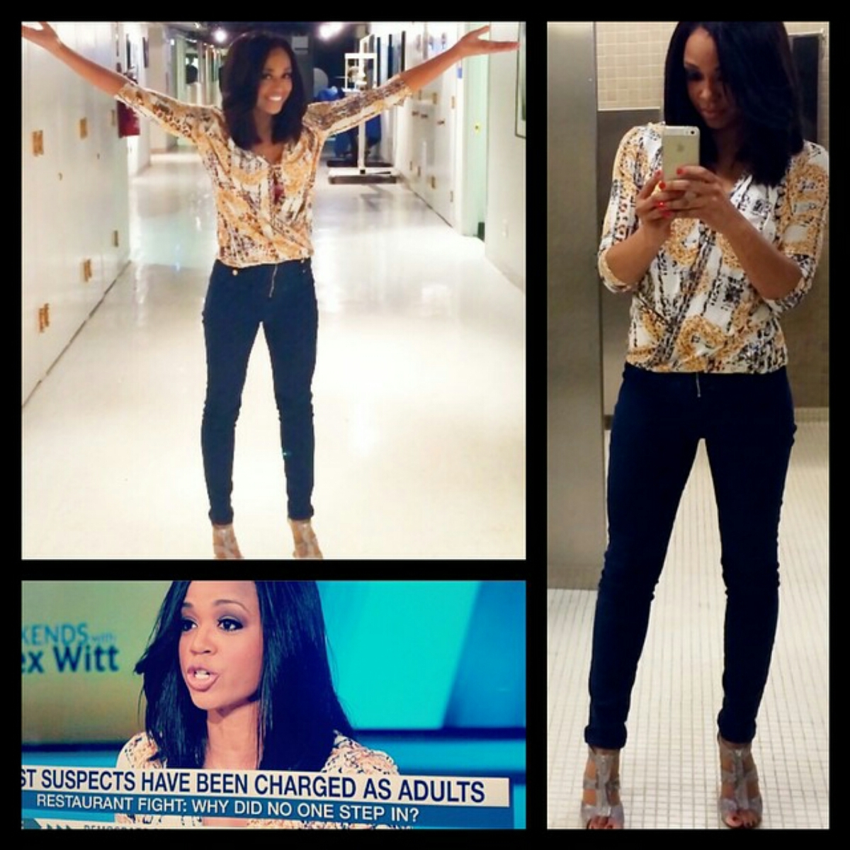 Rate This Girl Day 152  Judge Faith Jenkins  Sports Hip Hop  Piff  The Coli