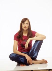 Famke Janssen' Feet