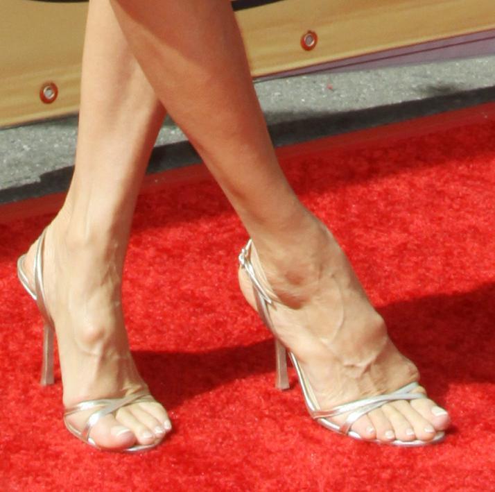 Jaclyn Smiths Feet
