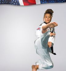 Jade Jones Headhunter Olympic Gold
