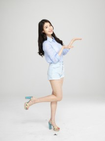 IU Lee Ji Eun Body