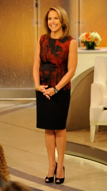 Katie Couric Barefoot Related Keywords