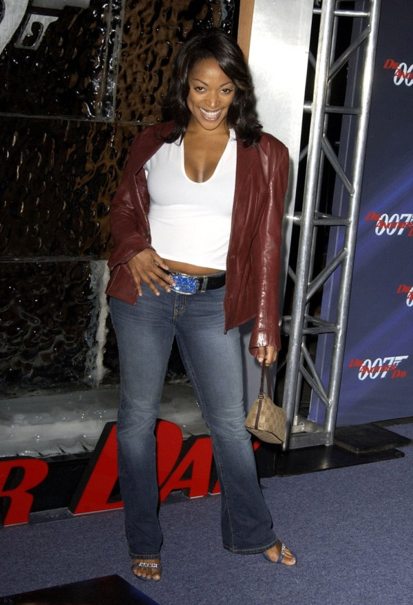 Kellita Smith' Feet