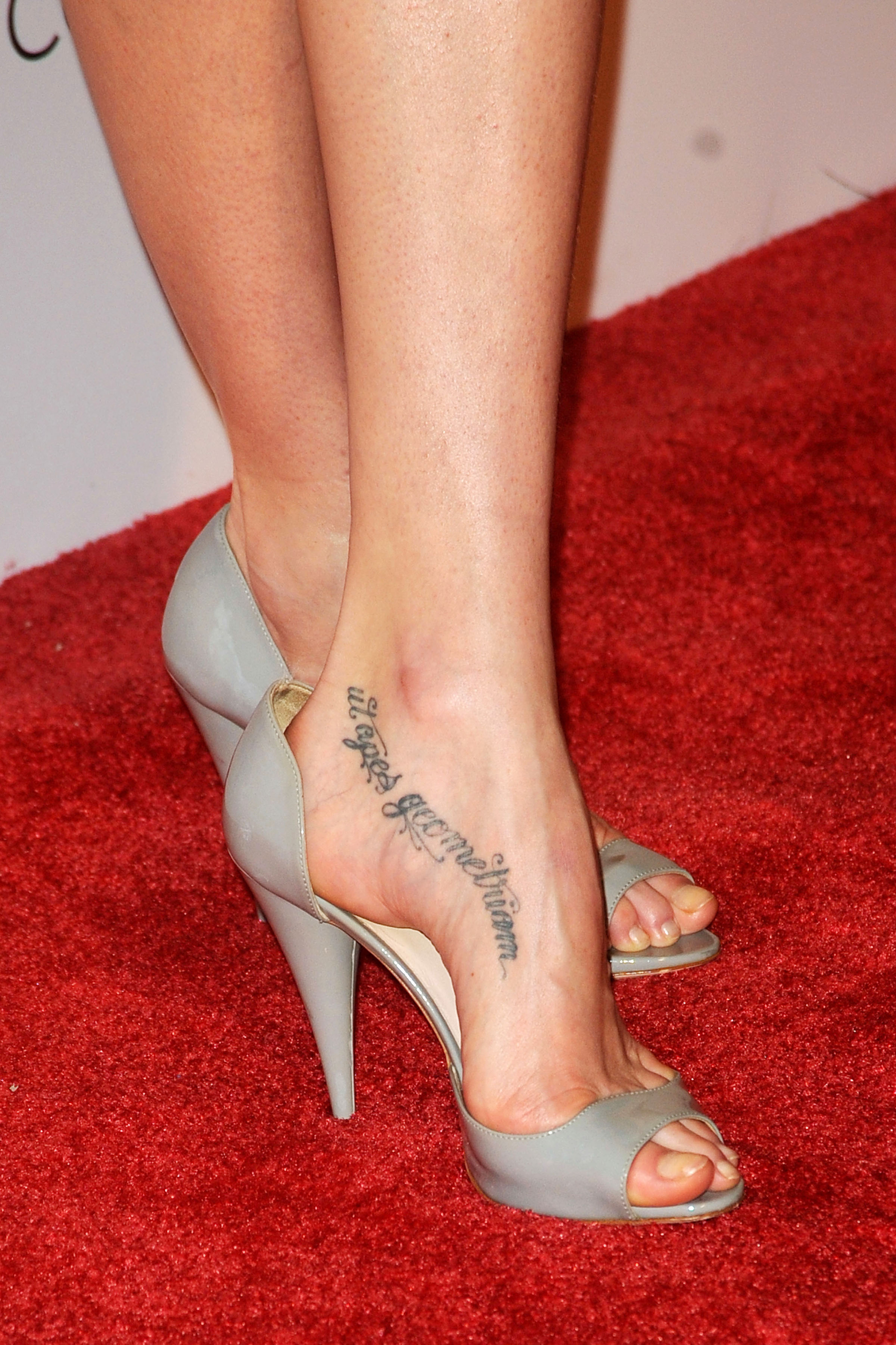 Lily Coles Feet