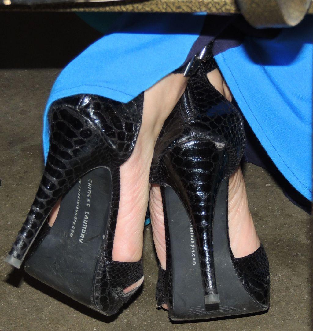 Marina Sirtiss Feet