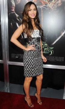Megan Fox Barefoot Pin - Thepinsta