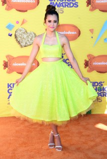 Nickelodeon Kids Choice Awards 2015