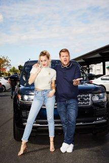 Miley Cyrus Karaoke Carpool