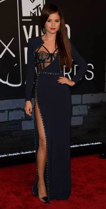 Selena Gomez VMA Dress 2013