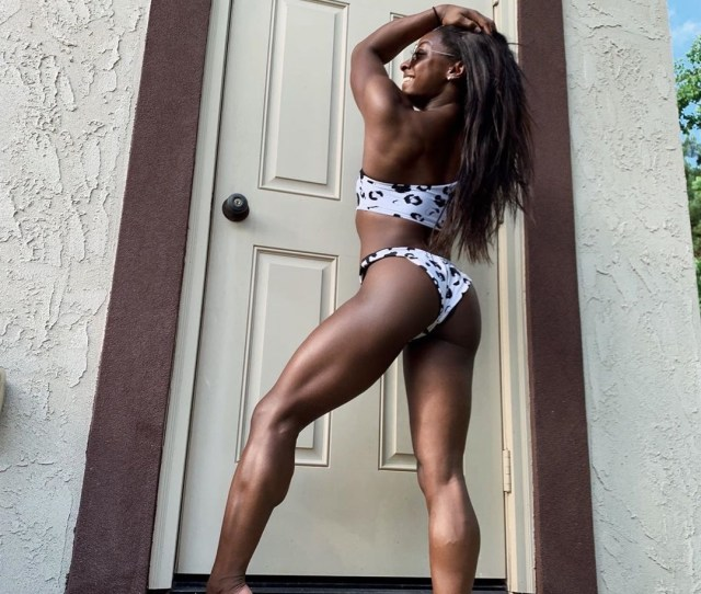 Simone Biless Feet