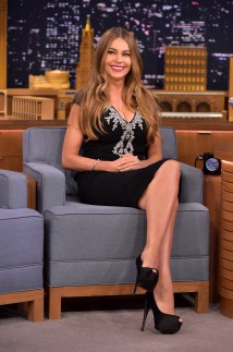 Sofia Vergara Tonight Show