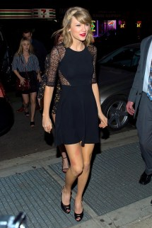 Taylor Swift SNL After Party