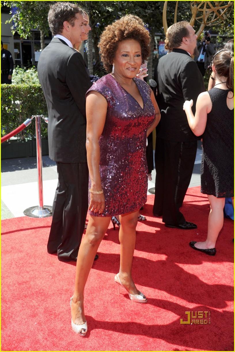 Wanda Sykess Feet