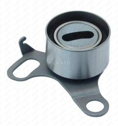 tensioner pulley timing belt mapco 23872 [ 1500 x 1491 Pixel ]