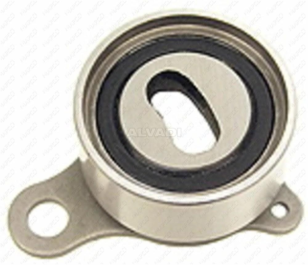medium resolution of tensioner pulley timing belt mapco 24593