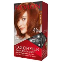 Revlon Colorsilk Beautiful Color, Medium Auburn 42 ...