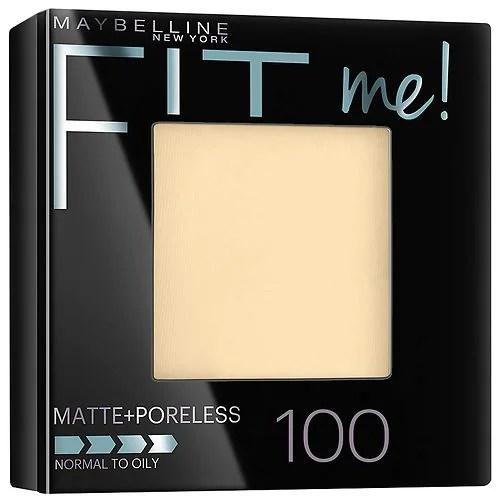 Maybelline Fit Me! Matte + Poreless Powder, Translucent - .29 oz