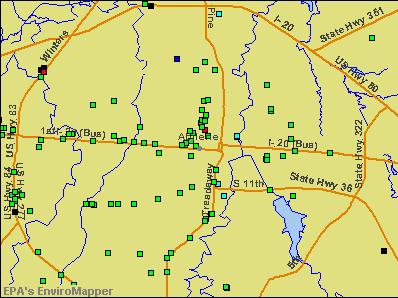 Abilene Texas TX profile population maps real estate