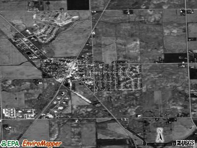 Manhattan Illinois IL 60442 profile population maps real estate averages homes