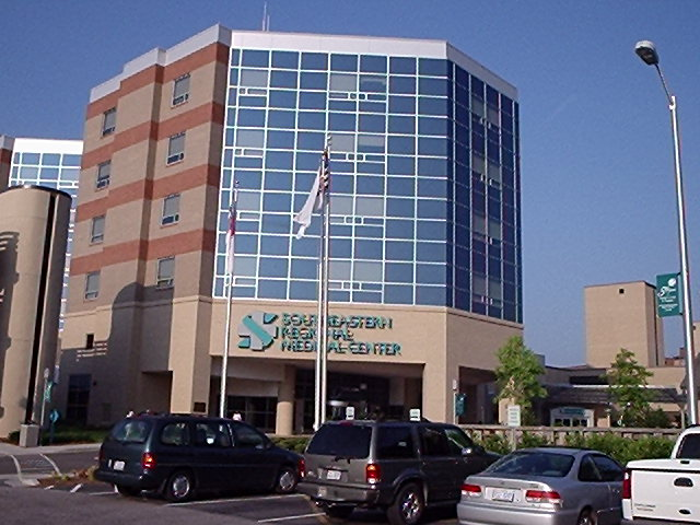 Lumberton NC  SOUTHEASTERN REGIONAL MEDICAL CENTER photo picture image North Carolina at