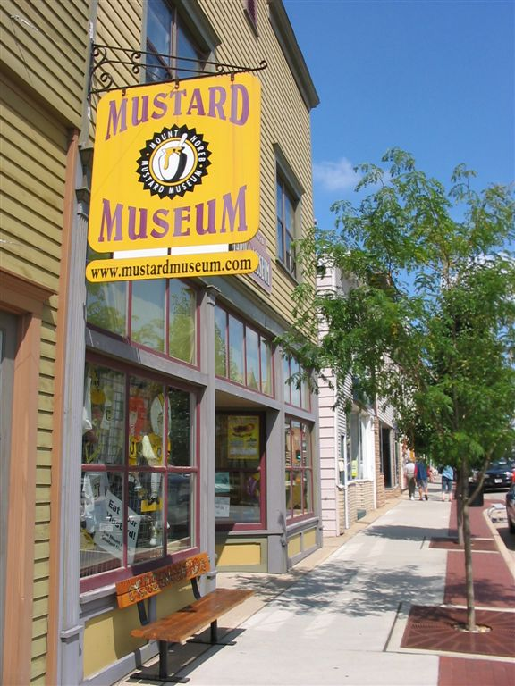 Mount Horeb WI Downtown Mount Horeb Photo Picture