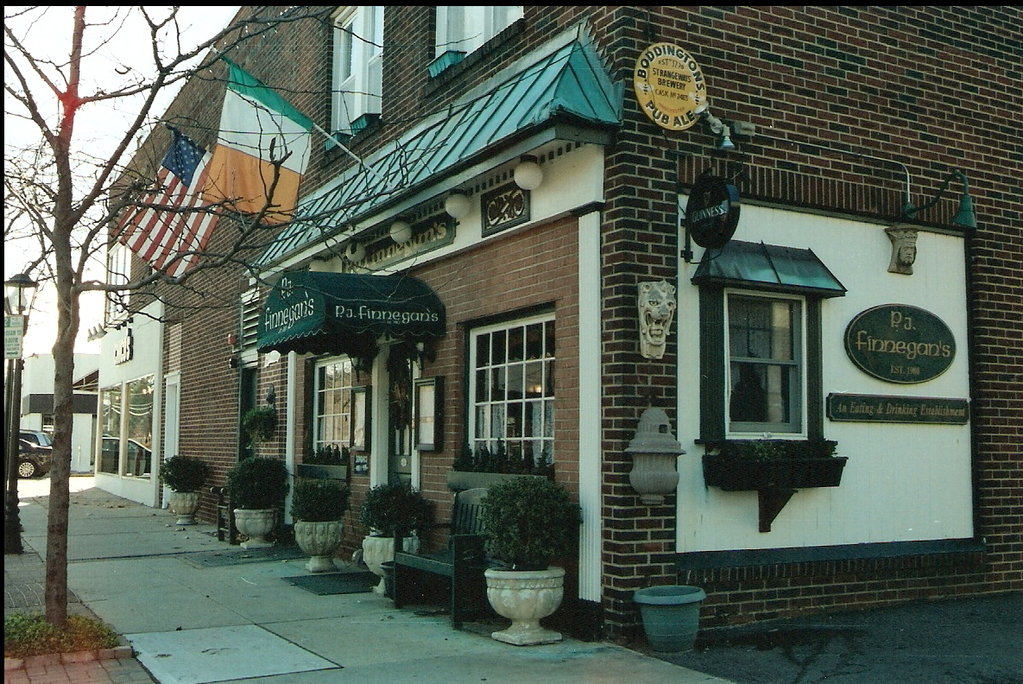 Westwood NJ PJ Finnegans Pub Photo Picture Image