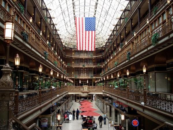 Arcade Cleveland Ohio